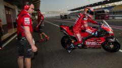 Test MotoGP Qatar, Andrea Dovizioso (Ducati)
