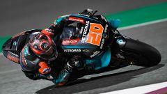 Test MotoGP Qatar, Fabio Quartararo (Yamaha)