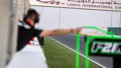 Test MotoGP Qatar, Franco Morbidelli (Yamaha)