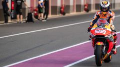 Test MotoGP Qatar, Jorge Lorenzo (Honda)