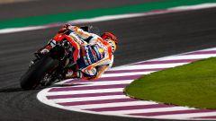 Test MotoGP Qatar, Marc Marquez (Honda)