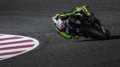 Test MotoGP Qatar, Valentino Rossi (Yamaha)