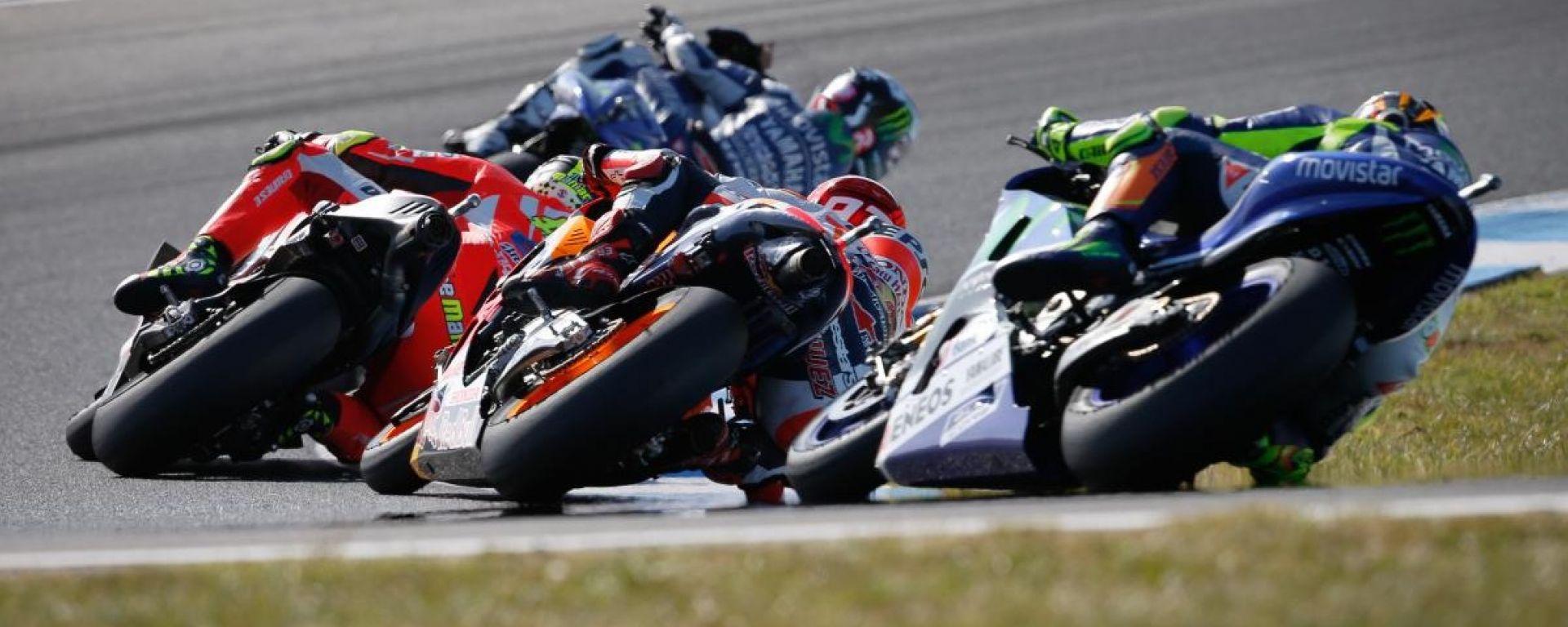 Test MotoGP Valencia 2017