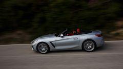 Test nuova BMW Z4 2019: la prova su strada e a Vallelunga - Immagine: 16