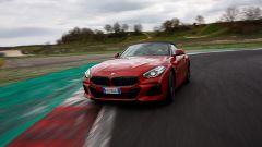Test nuova BMW Z4 2019: la prova su strada e a Vallelunga - Immagine: 3