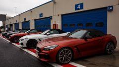 Test nuova BMW Z4 2019: la prova su strada e a Vallelunga - Immagine: 5