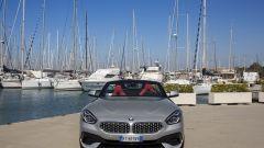 Test nuova BMW Z4 2019: la prova su strada e a Vallelunga - Immagine: 24