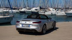 Test nuova BMW Z4 2019: la prova su strada e a Vallelunga - Immagine: 26