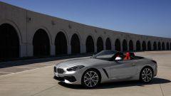 Test nuova BMW Z4 2019: la prova su strada e a Vallelunga - Immagine: 28