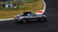 Test nuova BMW Z4 2019: la prova su strada e a Vallelunga - Immagine: 30