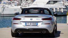 Test nuova BMW Z4 2019: la prova su strada e a Vallelunga - Immagine: 32