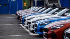 Test nuova BMW Z4 2019: la prova su strada e a Vallelunga - Immagine: 41