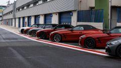 Test nuova BMW Z4 2019: la prova su strada e a Vallelunga - Immagine: 42