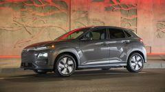 Hyundai Kona Electric 64 kWh: la prova verità sui consumi del SUV elettrico - video