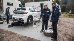 Test nuova Peugeot 208 R2b