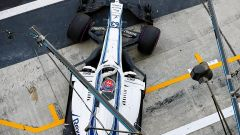 Test Pirelli Abu Dhabi 2018 - George Russell in Williams