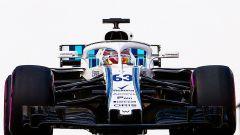 Test Pirelli Abu Dhabi 2018 - George Russell (Williams)