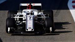 Test Pirelli Abu Dhabi 2018 - Kimi Raikkonen (Sauber)