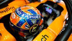 Test Pirelli Abu Dhabi 2018 - Lando Norris (McLaren)