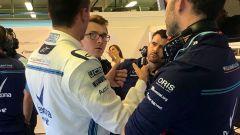 Test Pirelli Abu Dhabi 2018 - Robert Kubica (Williams)