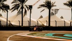 F1 2018, Test Abu Dhabi, day 1. Vettel il più veloce, Raikkonen debutta in Sauber