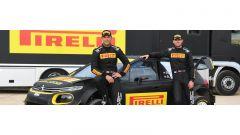 Test Pirelli Citroen -  Andreas Mikkelsen