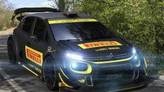 A luglio test Pirelli con Mikkelsen e la Citroen C3 in Sardegna