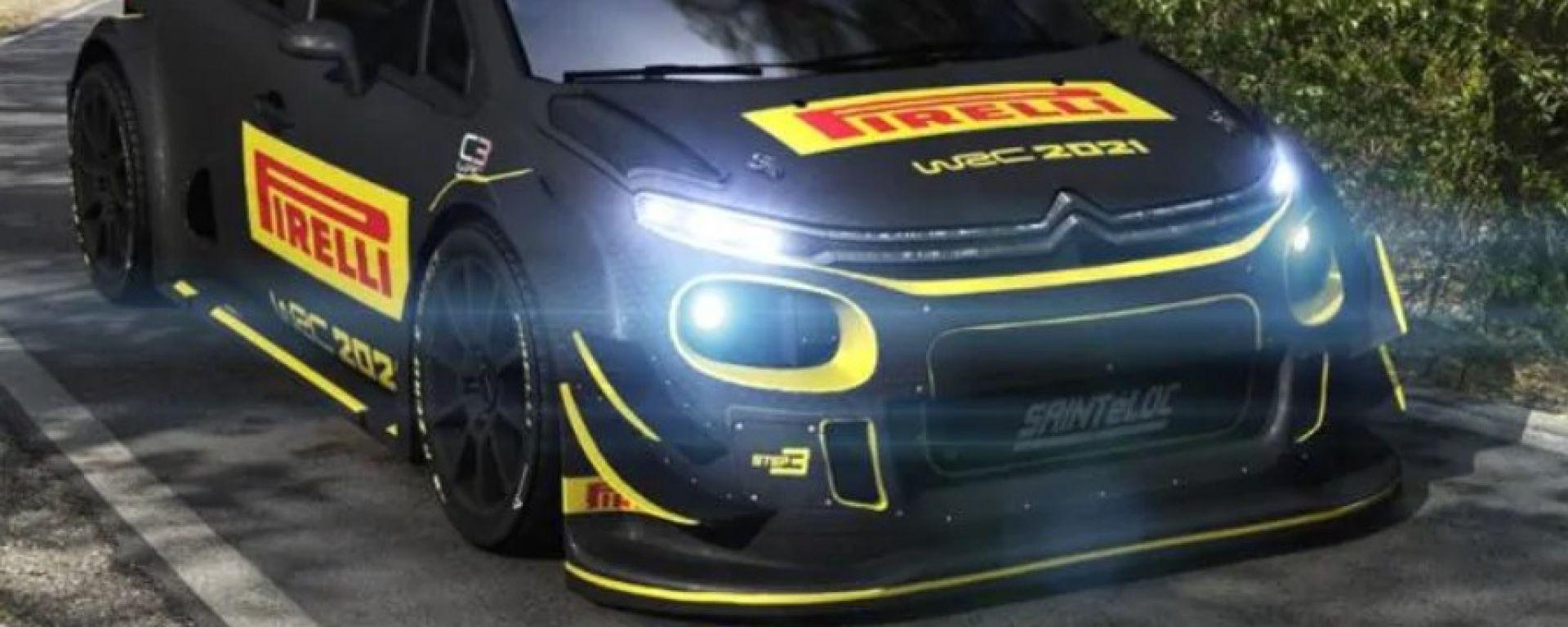 Test Pirelli Citroen
