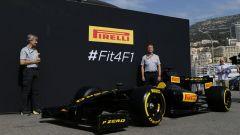 Test Pirelli F1 2017