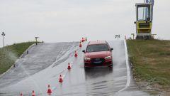 Test pneumatici usurati Michelin Audi A3