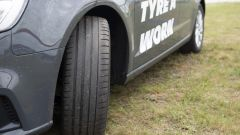 Test pneumatici usurati Michelin: il pneumatico