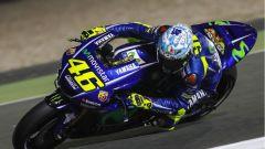 TEST QATAR 2017 DAY 2 Valentino Rossi
