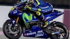 TEST QATAR 2017 DAY 3 Valentino Rossi
