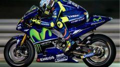 TEST QATAR 2017 Valentino Rossi