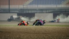 MotoGP Qatar: finiti i test, ora si fa sul serio - Immagine: 1