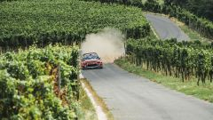 Test Rally di Germania - Citroen C3 Wrc Plus