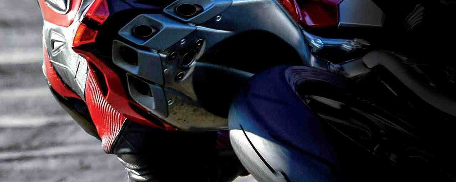 Test ride MV Agusta a Misano