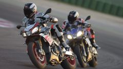 Aprilia Test Ride on Track - Immagine: 1