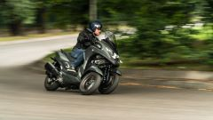 Test ride: Yamaha Tricity 300
