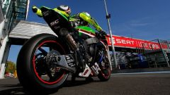 Test SBK Jerez 2017, Yonny Hernandez
