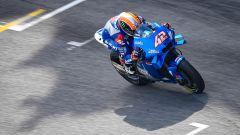 Test Sepang 2020, Alex Rins (Suzuki)