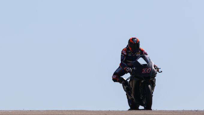 Test Superbike Aragon 2021, Garrett Gerloff (Yamaha)