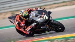 Test Superbike Aragon, Chaz Davies in sella alla Ducati Panigale V4R