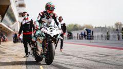 Test Superbike Barcellona 2021, Chaz Davies (Ducati)