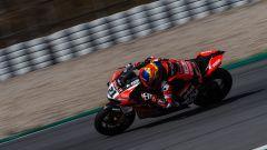 Test Superbike Barcellona 2021, Michael Ruben Rinaldi (Ducati)