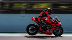 Test Superbike Barcellona 2021, Scott Redding (Ducati)