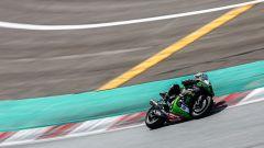 Test Superbike Barcellona, day 2: Alex Lowes (Kawasaki)