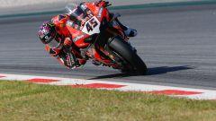 Test Superbike Barcellona, day 2: Scott Redding (Ducati)