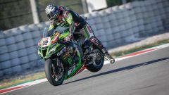 Test Superbike Barcellona, day1: Alex Lowes (Kawasaki)