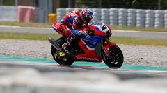 Test Superbike Barcellona, day1: Alvaro Bautista (Honda)
